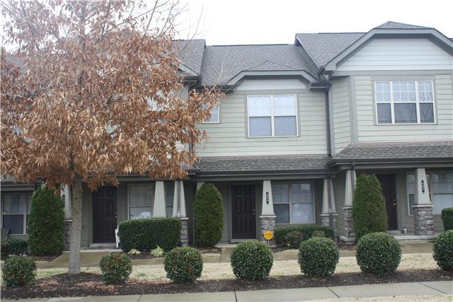 Rental Homes for Rent, ListingId:32212687, location: 105 4th Avenue #404 Murfreesboro 37130