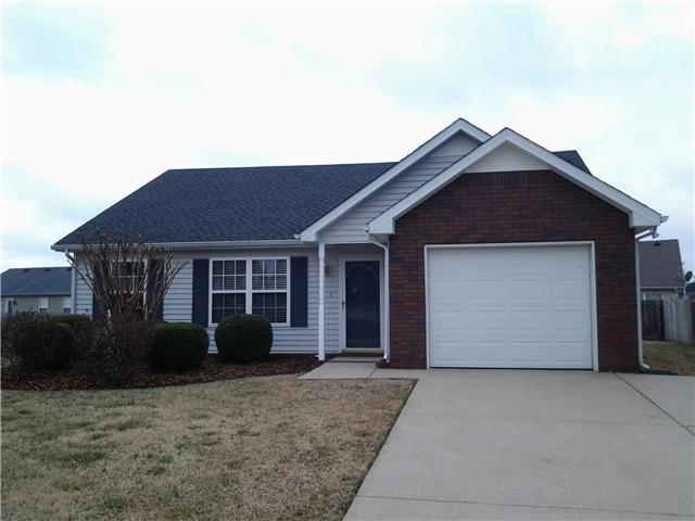 Rental Homes for Rent, ListingId:32217928, location: 1190 Portree Ct Murfreesboro 37128