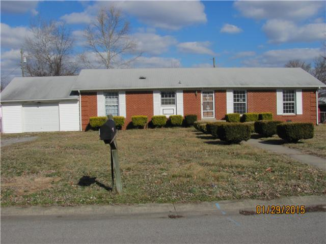 Rental Homes for Rent, ListingId:32214533, location: 203 Orchard Rd Clarksville 37042