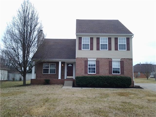 Rental Homes for Rent, ListingId:32217931, location: 3408 Ravenel Ct Murfreesboro 37130