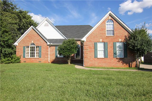 Rental Homes for Rent, ListingId:32212688, location: 3118 Overhill Ct. Murfreesboro 37130