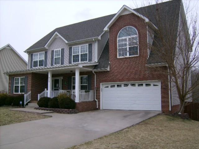 656 Winding Bluff Way, Clarksville, TN 37040