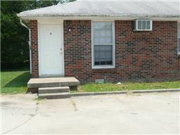 Rental Homes for Rent, ListingId:32539505, location: 805-3 Golfview Clarksville 37043