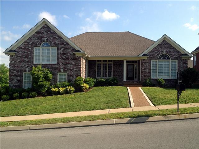Rental Homes for Rent, ListingId:32223922, location: 100 McCallister Franklin 37064