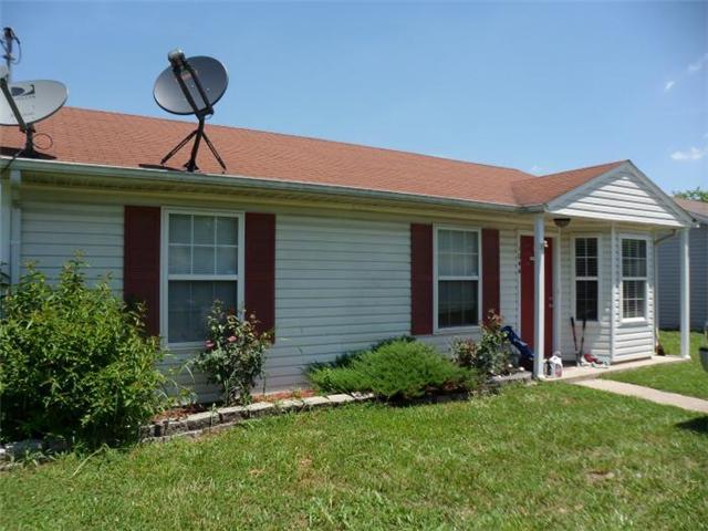 Rental Homes for Rent, ListingId:32211206, location: 1044 Shadow Ridge Oak Grove 42262
