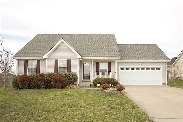 Rental Homes for Rent, ListingId:32560667, location: 4057 Challis Drive Clarksville 37040