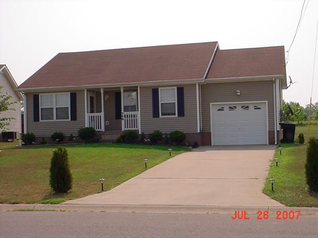 Rental Homes for Rent, ListingId:32214554, location: 368 Pioneer Dr Oak Grove 42262