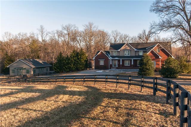 17.17 acres Fairview, TN