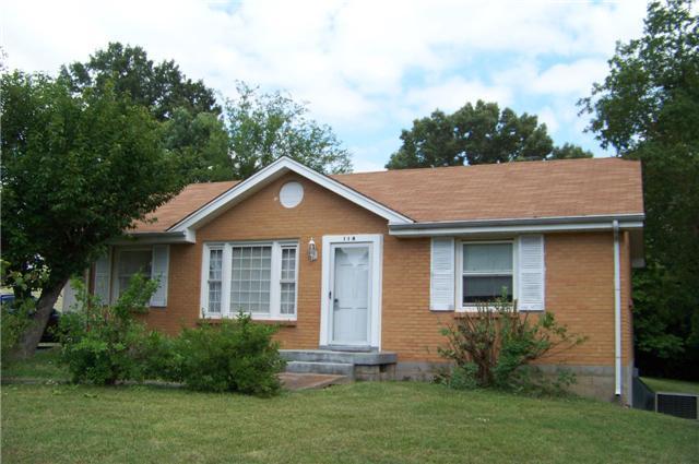 Rental Homes for Rent, ListingId:32222742, location: 114 Ogles Drive Clarksville 37042
