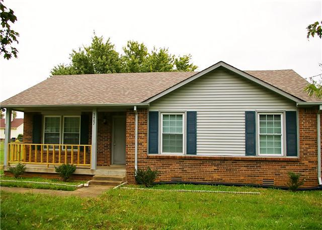 Rental Homes for Rent, ListingId:32227359, location: 3407 Albert Drive Clarksville 37042