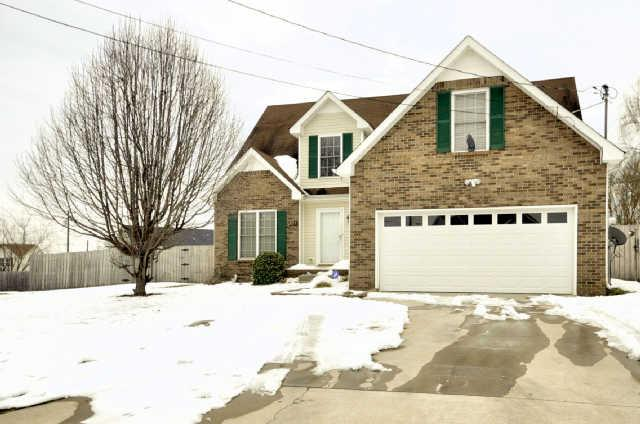 Rental Homes for Rent, ListingId:32210337, location: 1291 ARCHWOOD COURT Clarksville 37042
