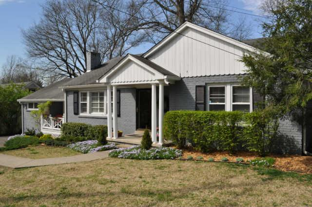 Rental Homes for Rent, ListingId:32234110, location: 617 Estes Rd Nashville 37215