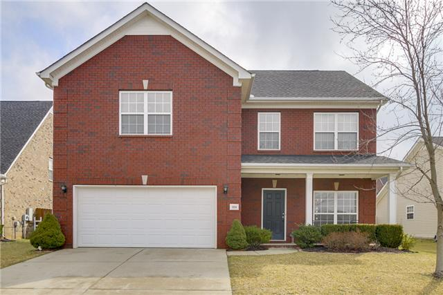 1014 Chapmans Crossing Dr, Spring Hill, TN 37174