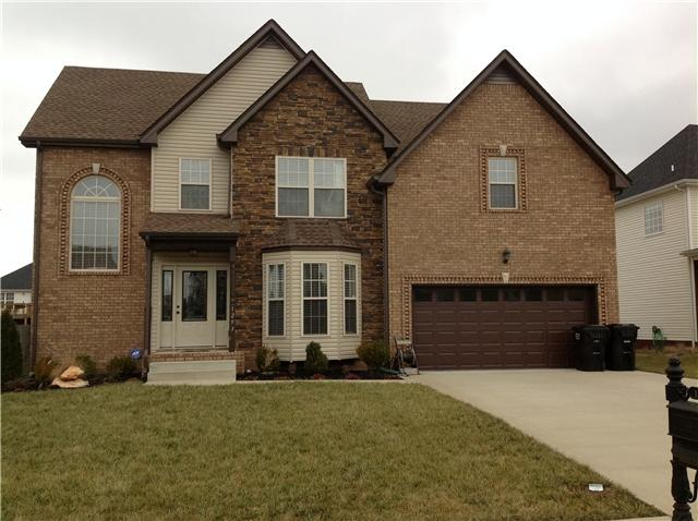Rental Homes for Rent, ListingId:32217021, location: 1293 Chinook Circle Clarksville 37042