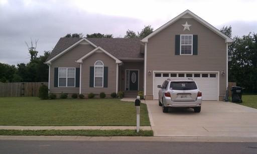 Rental Homes for Rent, ListingId:32217022, location: 1016 Freedom Drive Clarksville 37042
