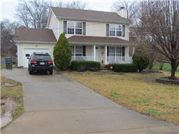 Rental Homes for Rent, ListingId:32216666, location: 921 Roedeer Drive Clarksville 37042