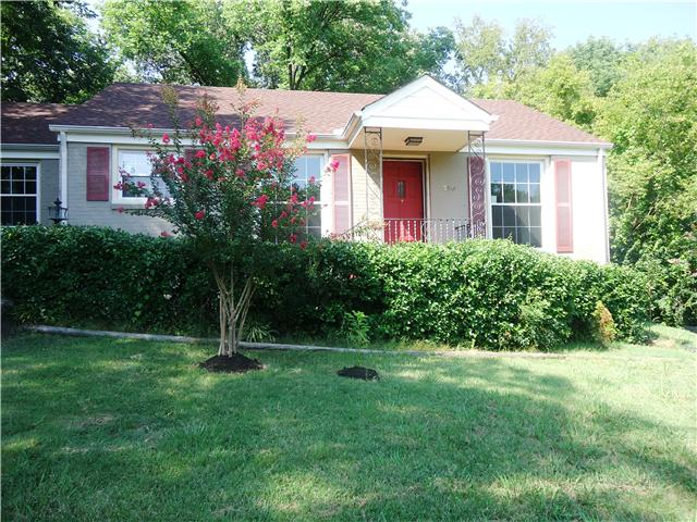 Rental Homes for Rent, ListingId:32163360, location: 710 Canebrake Drive Nashville 37209