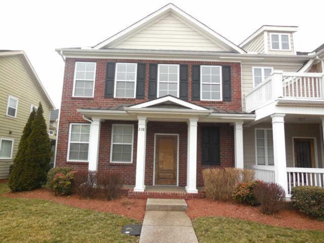 Rental Homes for Rent, ListingId:32222380, location: 208 Pennystone Circle Franklin 37067