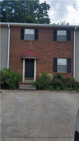 Rental Homes for Rent, ListingId:32218200, location: 1643 Baltimore Dr Clarksville 37043