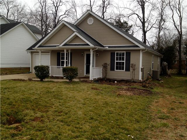 Rental Homes for Rent, ListingId:32221317, location: 245 Meigs Dr Murfreesboro 37128