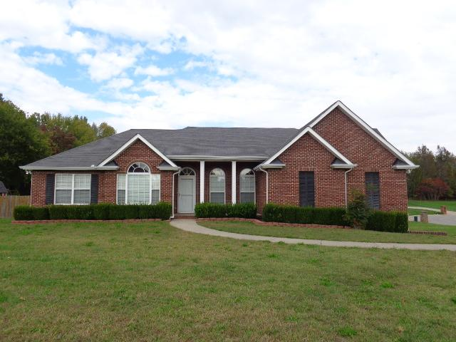 Rental Homes for Rent, ListingId:32216887, location: 1040 Blue Jay Court Adams 37010