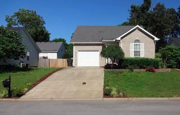 Rental Homes for Rent, ListingId:32340949, location: 1714 North Cv Murfreesboro 37129
