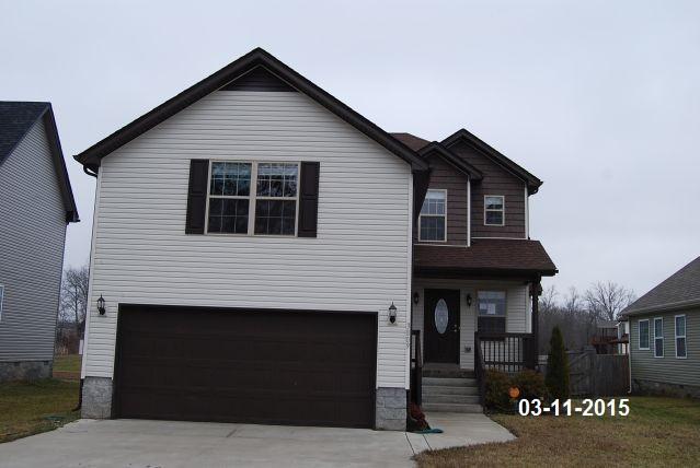 3809 Suiter Rd, Clarksville, TN 37040