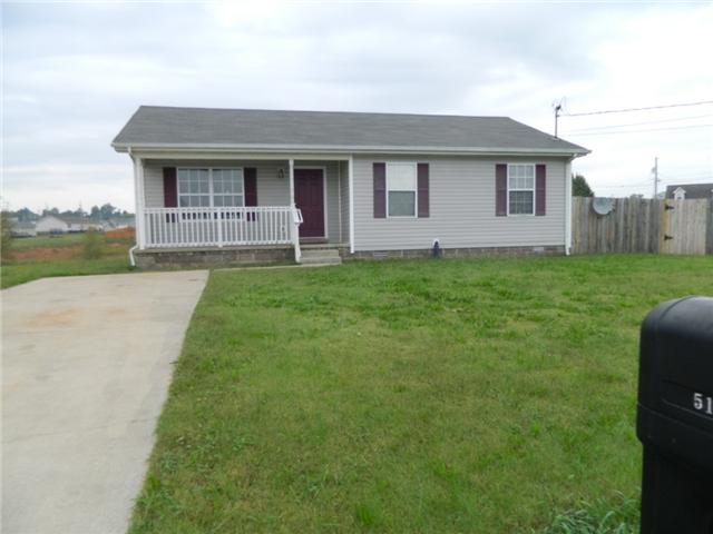 Rental Homes for Rent, ListingId:32218210, location: 512 Potomac Dr Oak Grove 42262