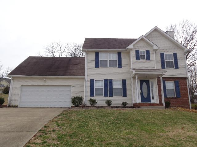 Rental Homes for Rent, ListingId:32216894, location: 210 Cody Court Clarksville 37043