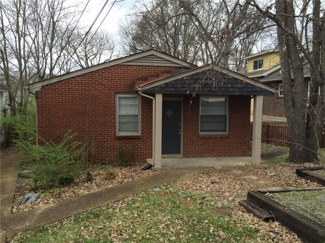 Rental Homes for Rent, ListingId:32281185, location: 127 37th Ave Nashville 37209