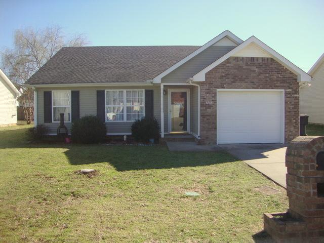 Rental Homes for Rent, ListingId:32280293, location: 3107 Swilly Ct Murfreesboro 37128