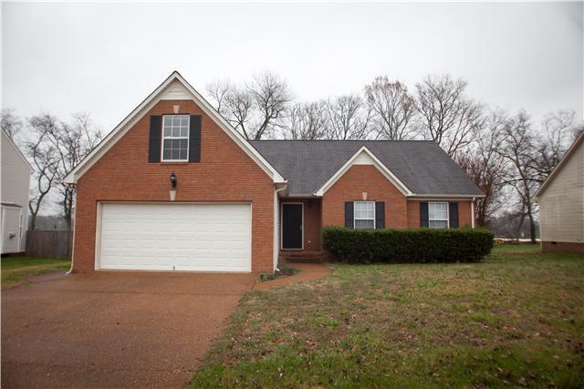 Rental Homes for Rent, ListingId:32280986, location: 2216 Hayward Lane Spring Hill 37174