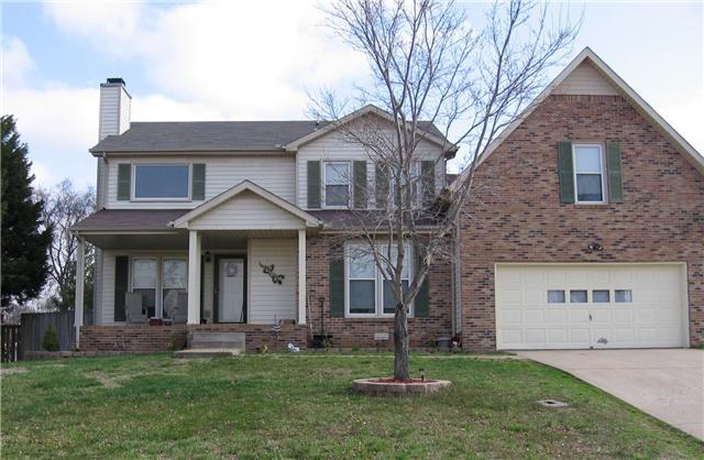1237 Archwood Dr, Clarksville, TN 37042