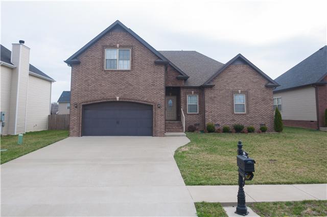 3347 Cotham Ln, Clarksville, TN 37042