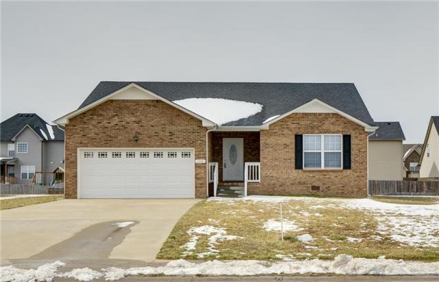 Rental Homes for Rent, ListingId:32331599, location: 3124 Twelve Oaks Blvd Clarksville 37042