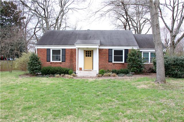 Rental Homes for Rent, ListingId:32331675, location: 2106 Avalon Nashville 37216
