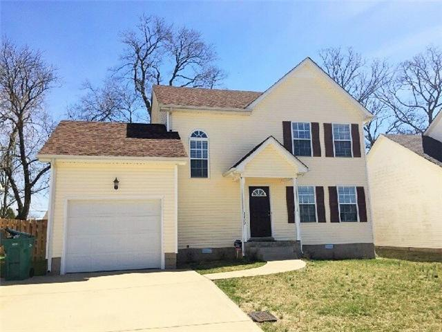 Rental Homes for Rent, ListingId:32340907, location: 3429 Foxrun Lane Clarksville 37042