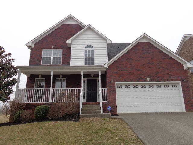 Rental Homes for Rent, ListingId:32363564, location: 5003 Geranium Drive Spring Hill 37174