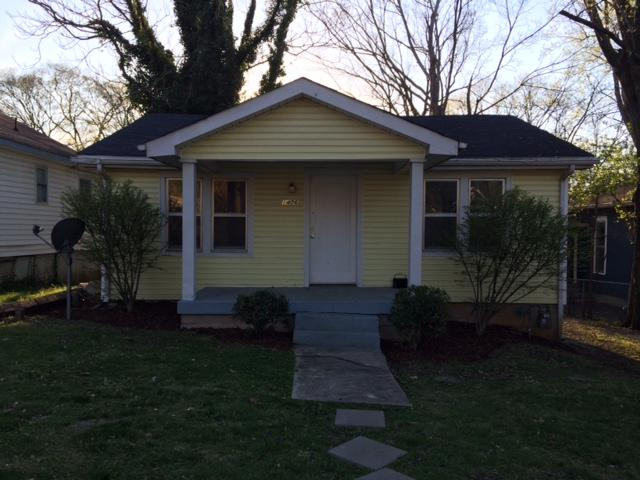 Rental Homes for Rent, ListingId:32372623, location: 1406 N 14th Nashville 37206