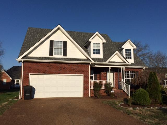 Rental Homes for Rent, ListingId:32410063, location: 2410 Alexander Blvd Murfreesboro 37130