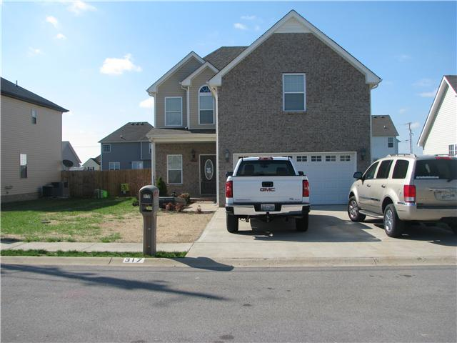 Rental Homes for Rent, ListingId:32539550, location: 317 Ferdinand Lane Oak Grove 42262