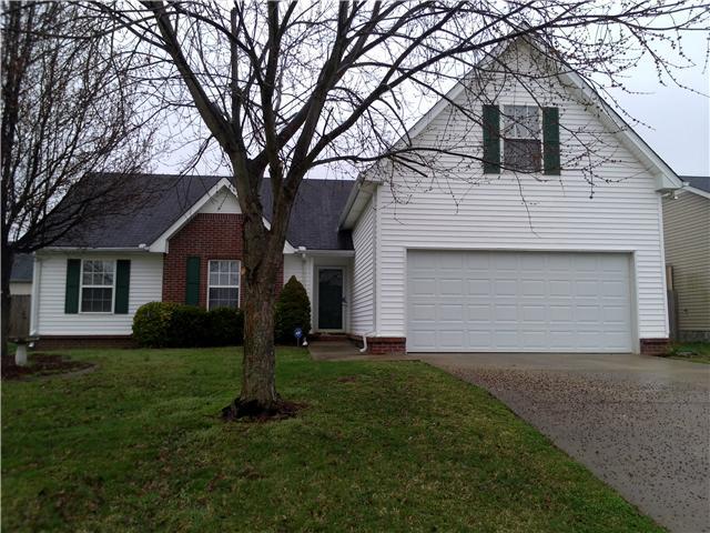 Rental Homes for Rent, ListingId:32410424, location: 1289 Dalmally Dr Murfreesboro 37128