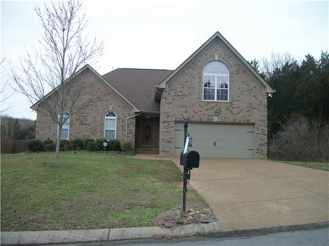Rental Homes for Rent, ListingId:32410640, location: 2003 Whirlaway Dr. Mt Juliet 37122