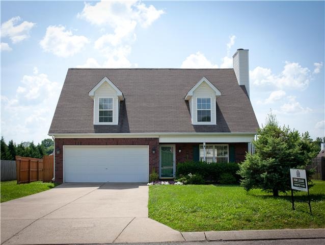 Rental Homes for Rent, ListingId:32447448, location: 1911 Lawndale Dr Spring Hill 37174