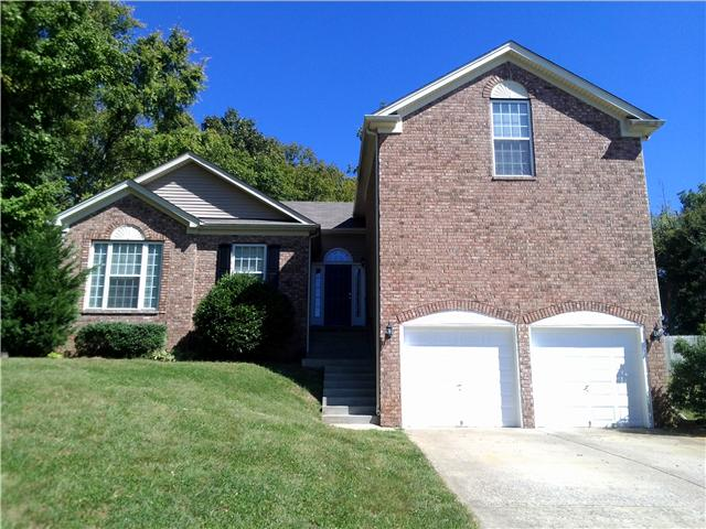 Rental Homes for Rent, ListingId:32447267, location: 2922 Wills Ct Spring Hill 37174