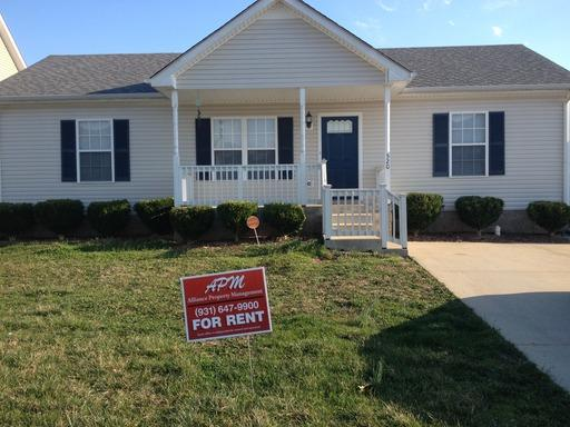 Rental Homes for Rent, ListingId:32447245, location: 520 Fox Trot Drive Clarksville 37042