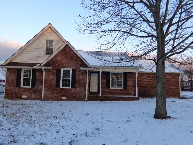 Rental Homes for Rent, ListingId:32447234, location: 2422 English Hill Murfreesboro 37129