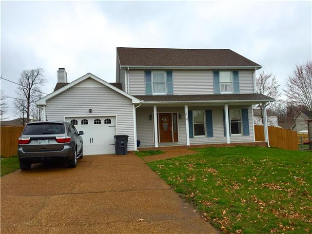 Rental Homes for Rent, ListingId:32521211, location: 419 Manorstone Clarksville 37042