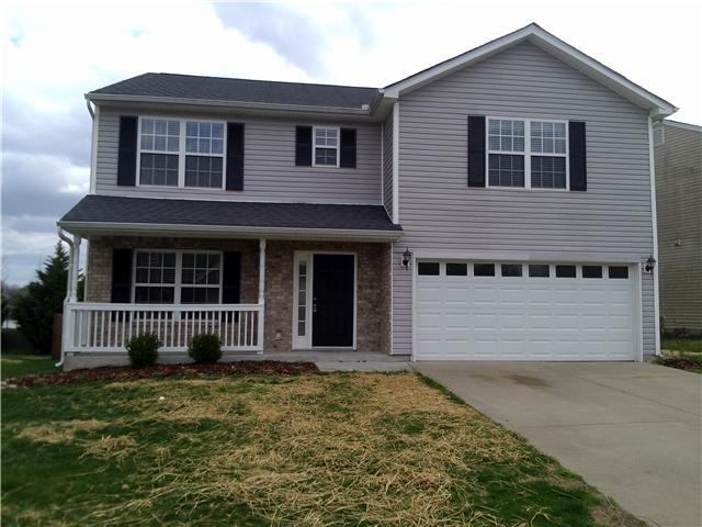 Rental Homes for Rent, ListingId:32520513, location: 112 Baker Springs Lane Spring Hill 37174
