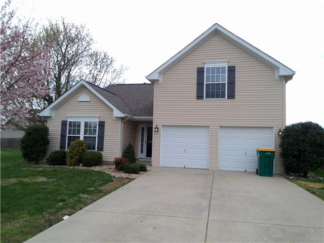 Rental Homes for Rent, ListingId:32520519, location: 1002 Mallory Lane Spring Hill 37174